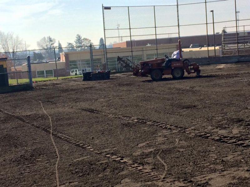 Howell Freshman Field