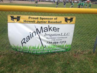 Sponsor of Howell Junior Baseball