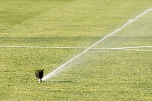 Irrigation System in Howell